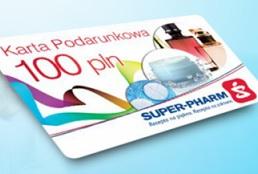 0f142ad811620d Teraz każdy ma szansę wygrać KARTE PODARUNKOWĄ do Apteki Super-Pharm o  wartości 100 zł.