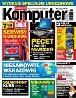 Komputer Świat + CD za darmo